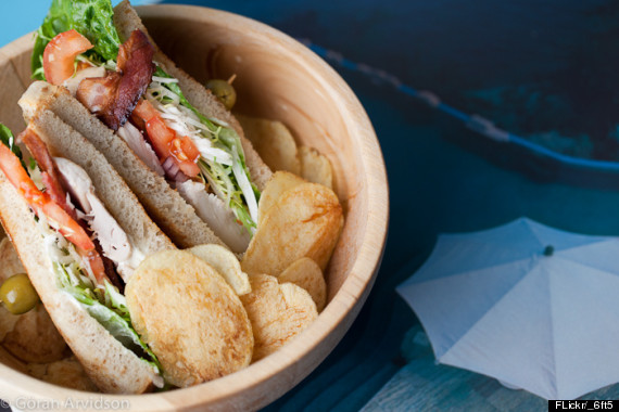 club sandwich hotel