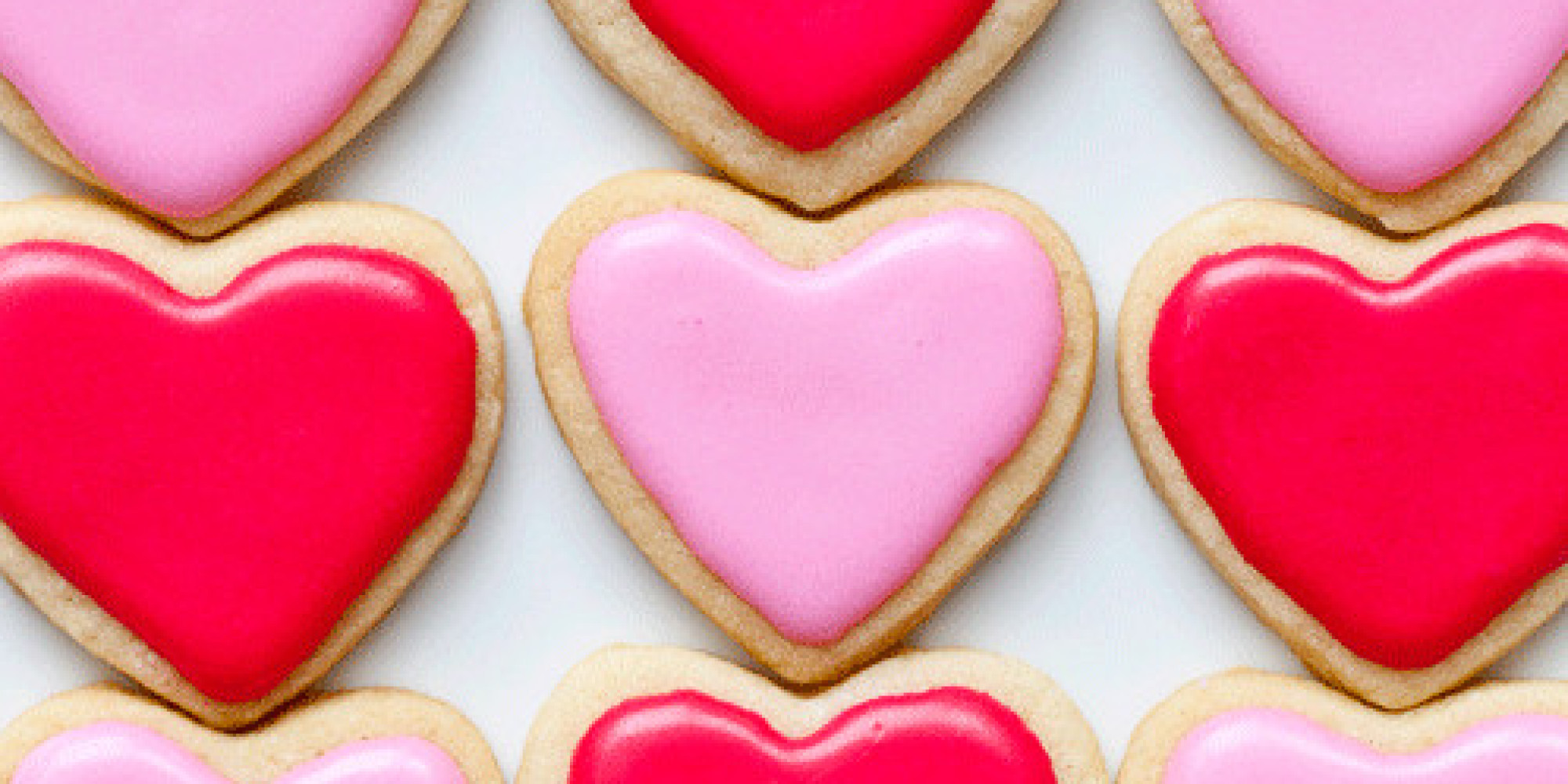 Heart Shaped Dessert Recipes For Valentine S Day Photos