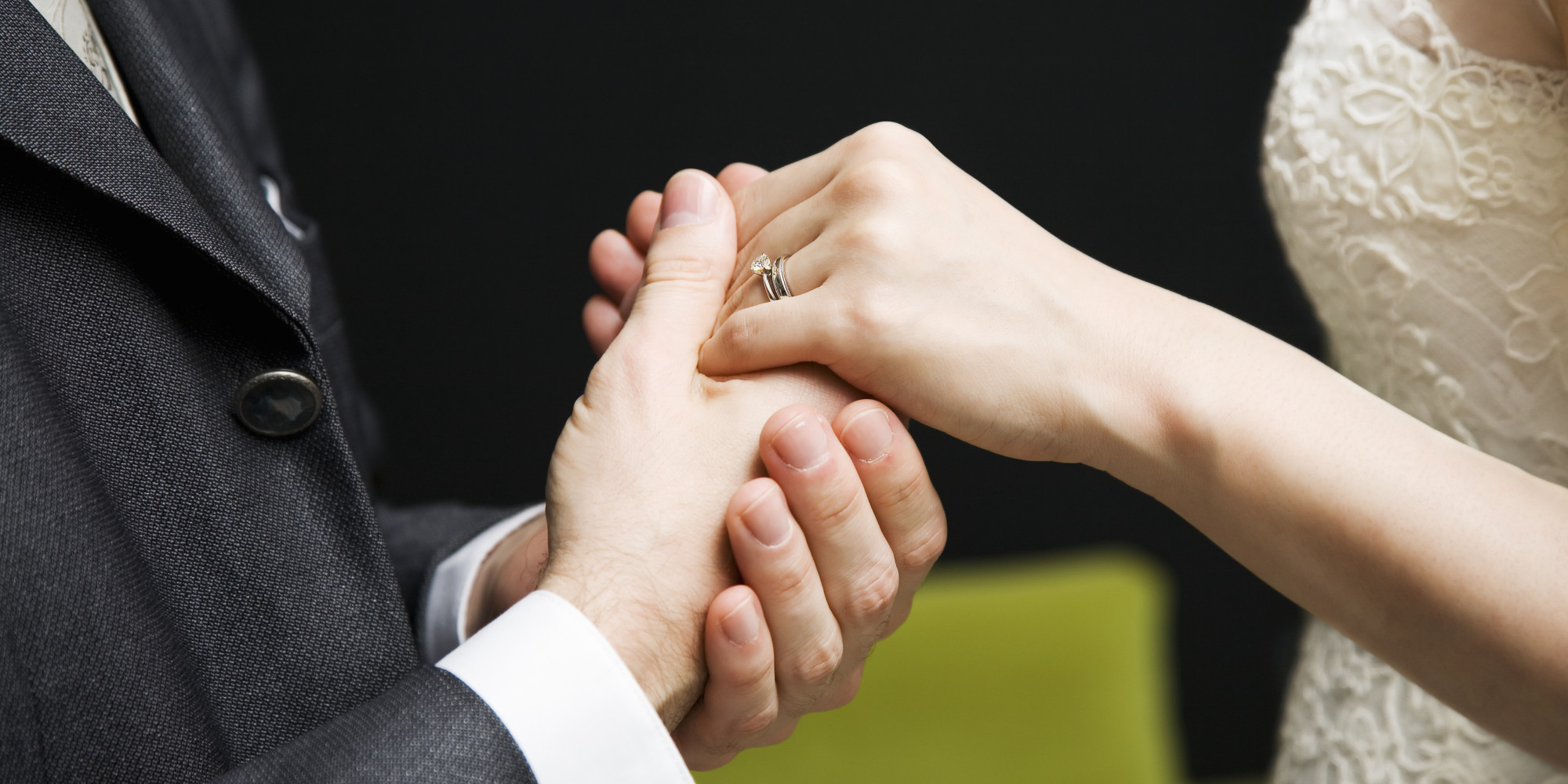ten wedding vows based on relationship science huffpost