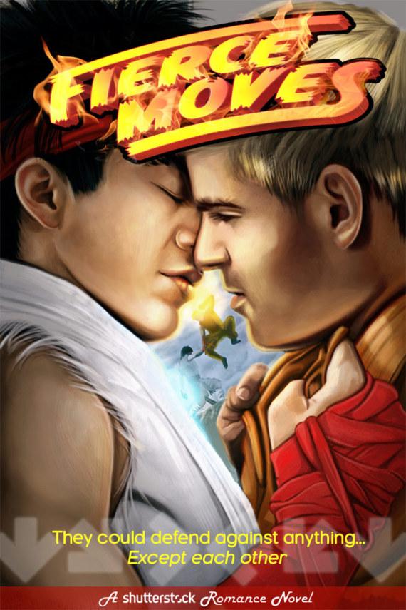 street fighter romance