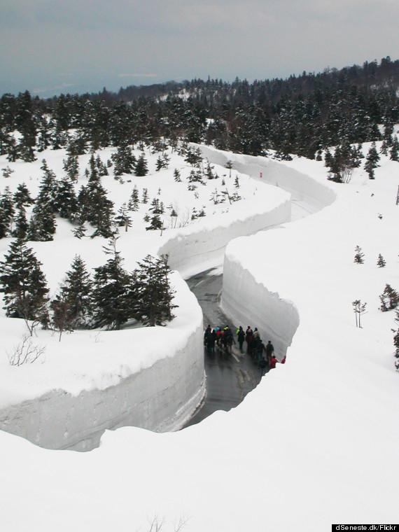 aomori snow