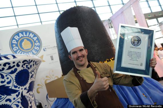 largest truffle