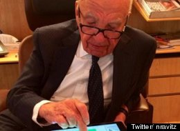Rupert Murdoch Takes Buzzfeed Tycoon Quiz... And Gets Himself