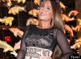 PICS: Lauren Goodger Shows Off Her New Boobs