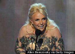 WATCH: Oops, Britney Lip-Synced Again