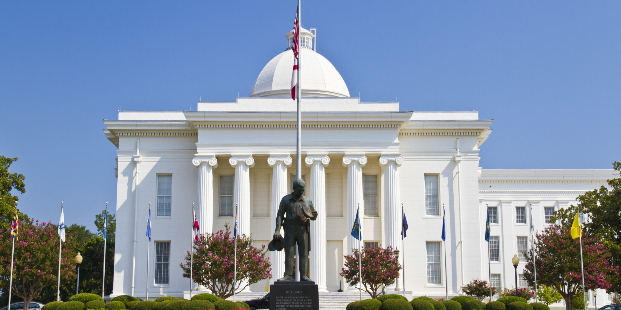 Alabama House Bill Would Allow Display Of Ten Commandments