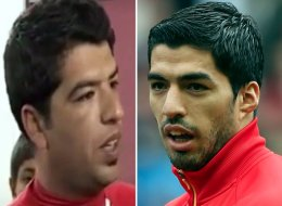 Two Luis Suárezes? Who's The Lookey Likey? (VIDEO)