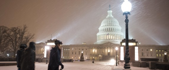 WASHINGTON DC SNOW 2014 FEBRUARY