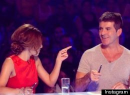 Cheryl Hints She's Missing 'X Factor'