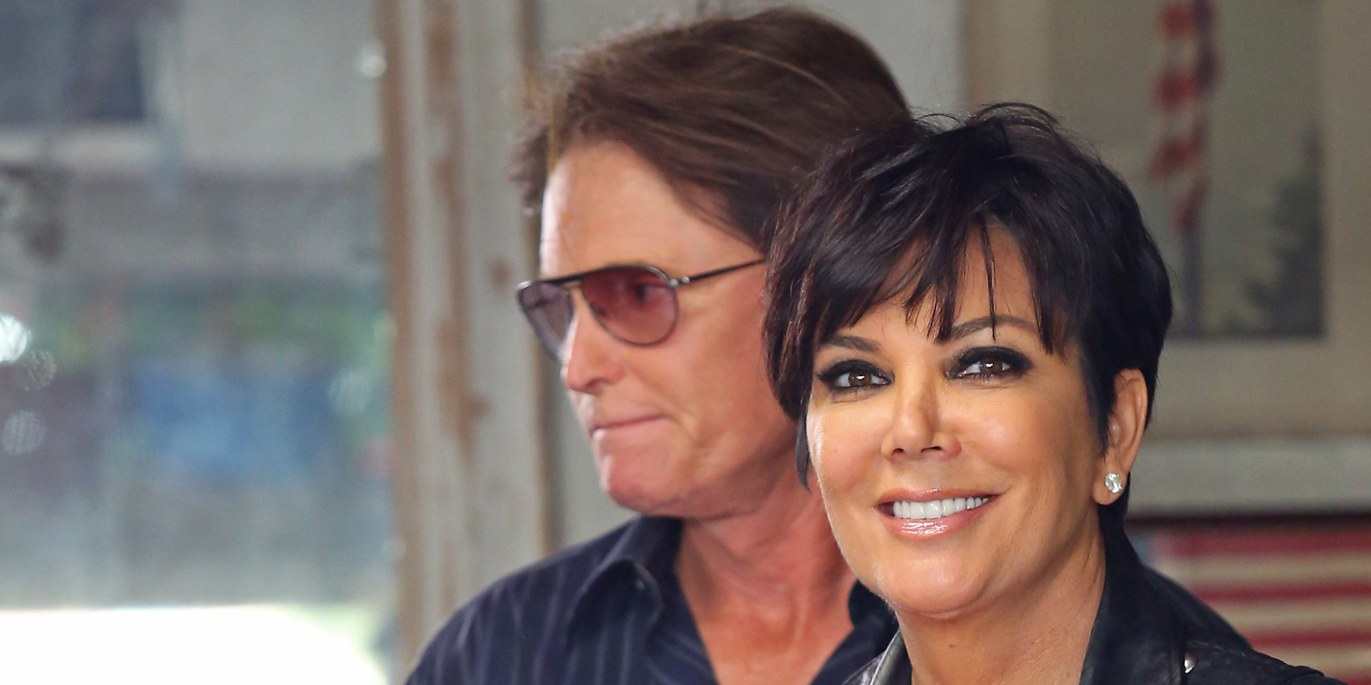 how did bruce jenner meet kris