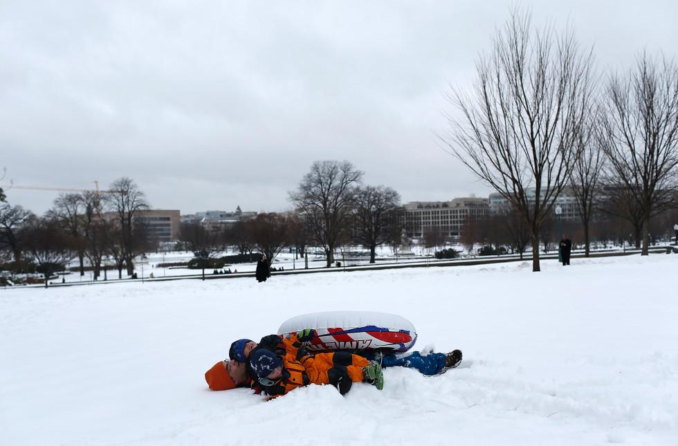 dc snow 2014