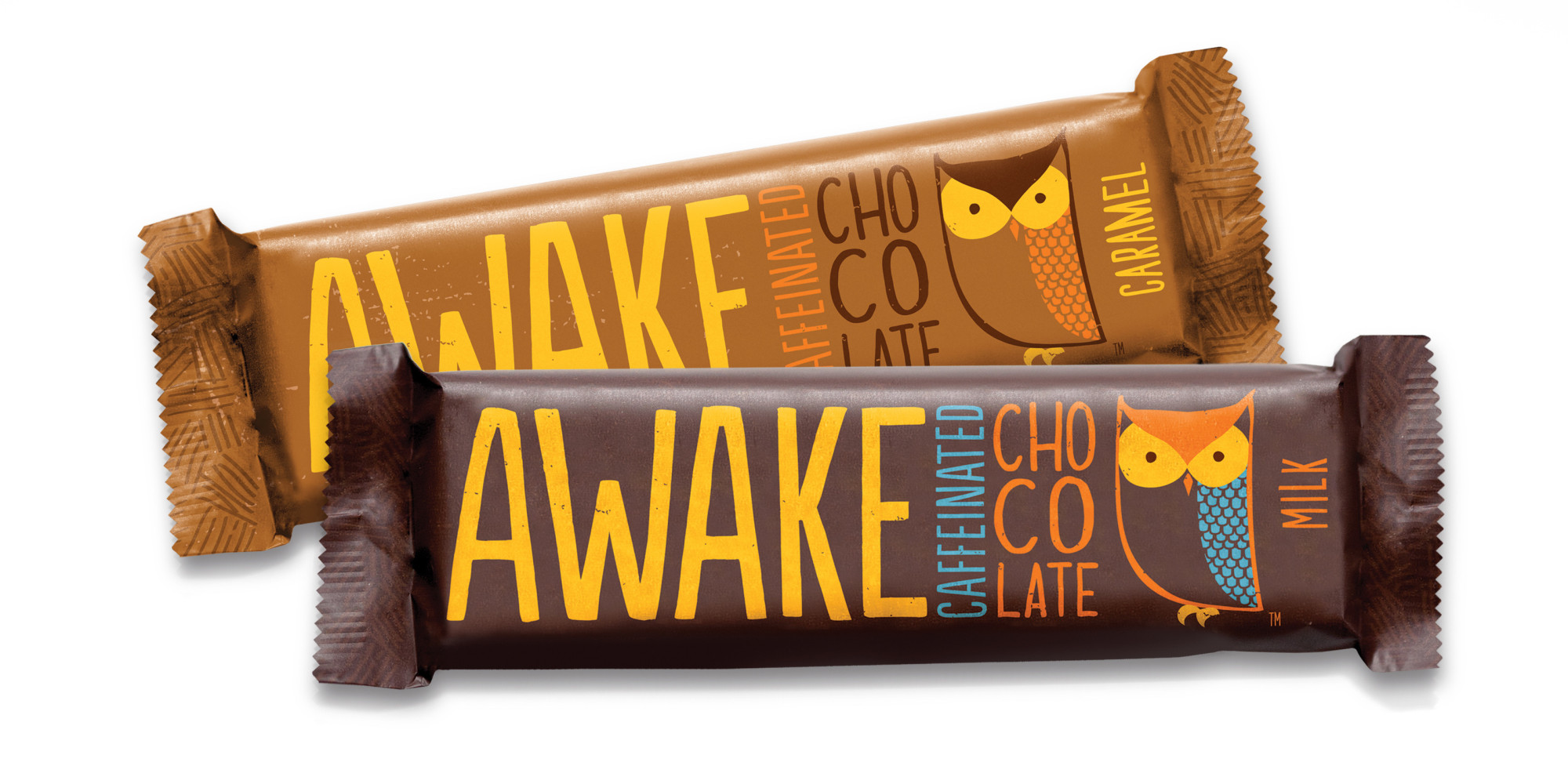 Awake Chocolate Has As Much Caffeine As A Cup Of Coffee (VIDEO ...