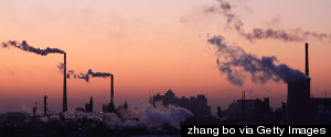 CHINA POLLUTION FACTORY