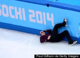 U.S. Figure Skater Offers 'A Big F-You' To Critics