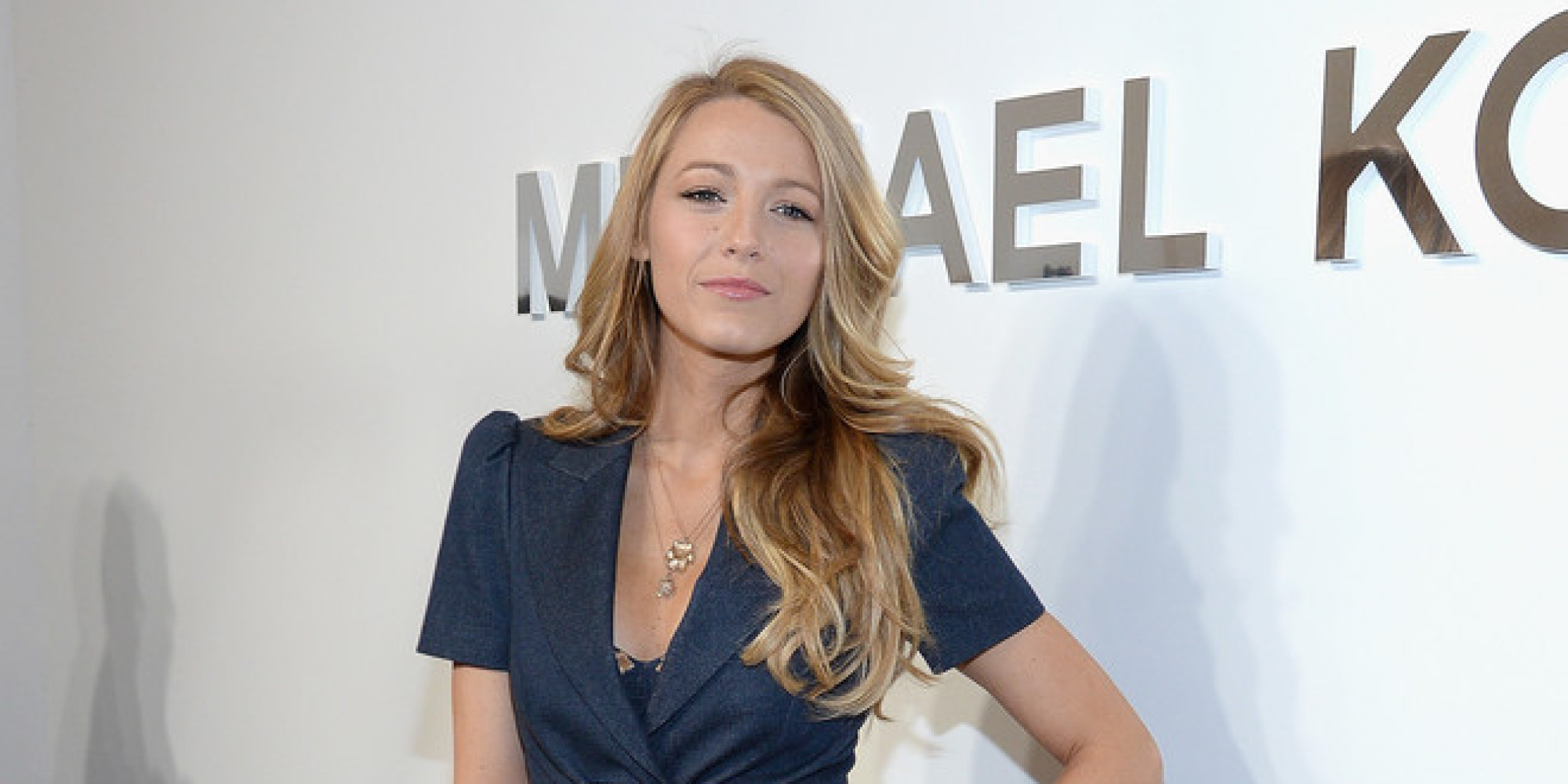 Blake Lively Gets Sultry At New York Fashion Week (VIDEO ... Blake Lively Facebook