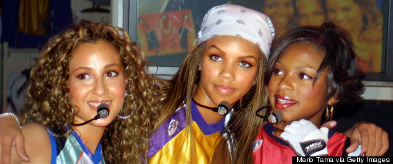 Throwback Thursday: Who Remembers 3LW? | HuffPost Cheetah Girls Adrienne