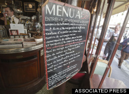 France Puts 'Homemade' On Restaurant Menus