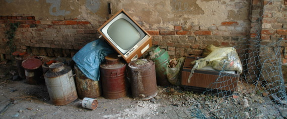 TV GARBAGE
