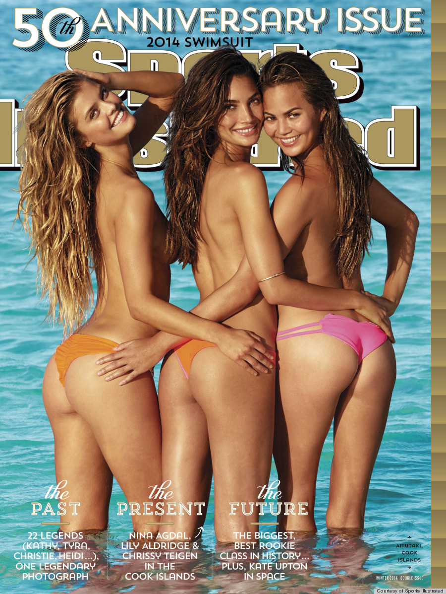 "Sports Illustrated Swimsuit Issue"" wird 50: Heißes Cover für die ..."