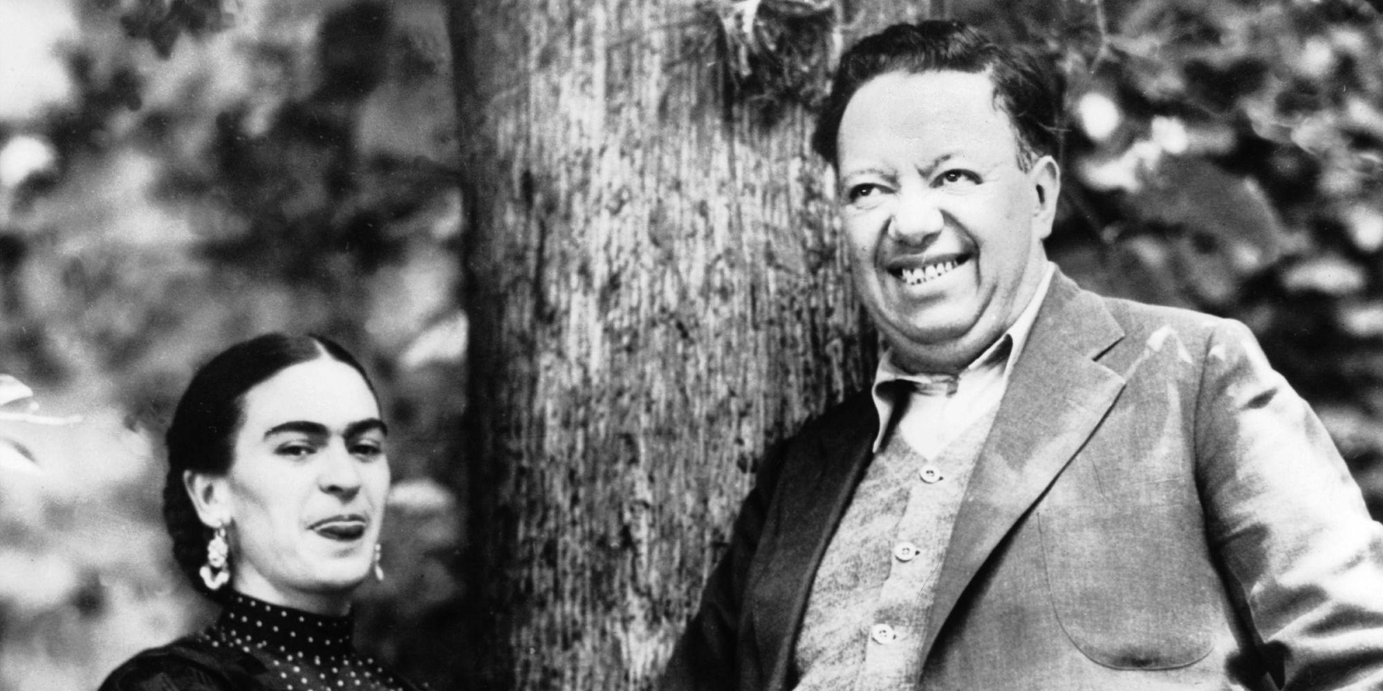 kahlo and rivera relationship