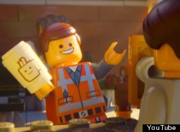WATCH: 'The Lego Movie' Gets A Blooper Reel