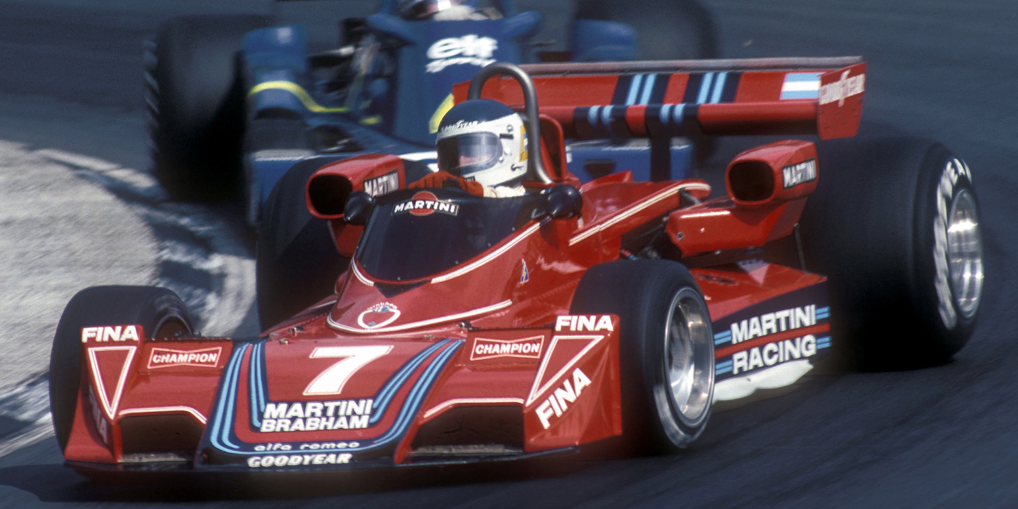 F1: Williams F1 To Be Sponsored By Martini: F1's Greatest