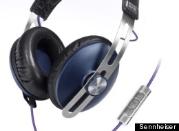 WIN Exclusive Edition Red Bull Formula One Team Sennheiser Momentum Headphones