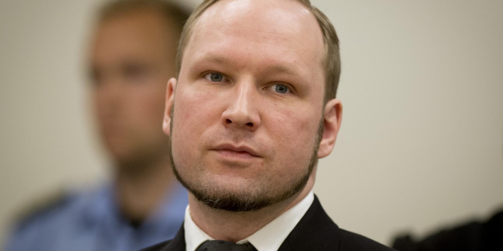 Breivik Photo: Norway Killer Anders Breivik Threatens Hunger Strike For