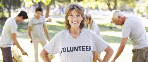 SENIOR VOLUNTEER