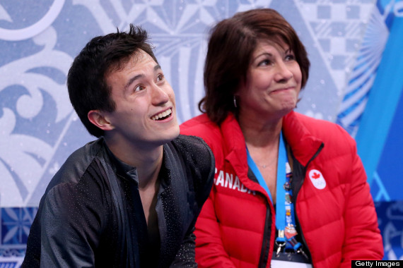 patrick chan mom girlfriend