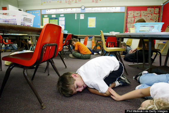 The Harsh Dilemma Of Preparing Kids For The Worst At