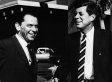 Celebrate President's Day With Rare Photos Of Presidents With Celebrities Of Their Time
