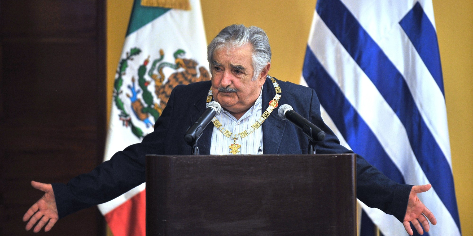 Jose Mujica To United States: Legalize Weed | HuffPost