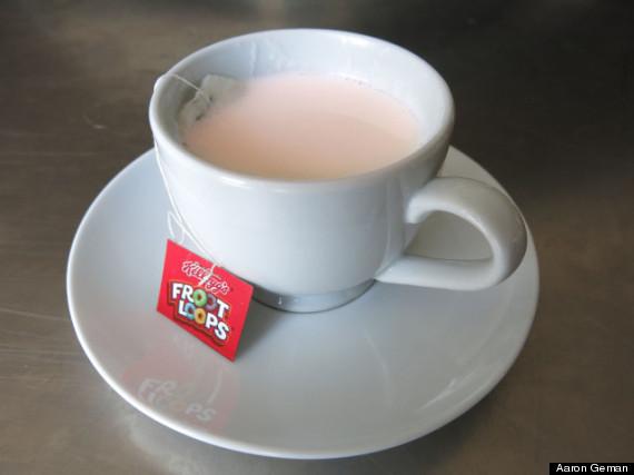 cereal tea