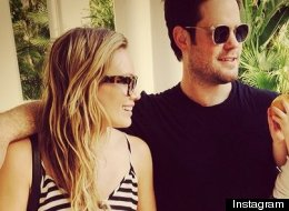 Hilary Duff And Mike Comrie Redefine Amicable Exes
