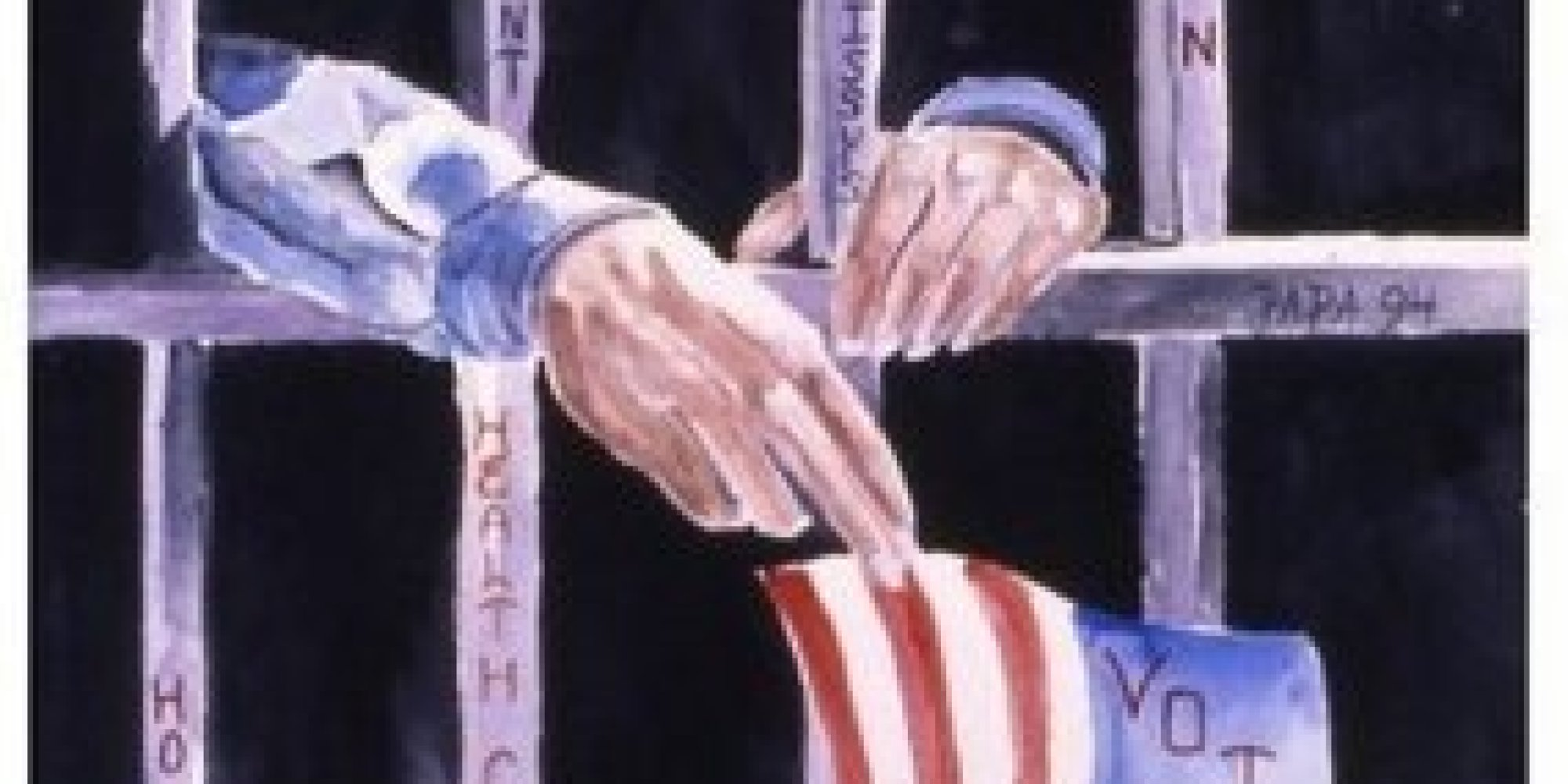 """felons right votes The """"voting restoration amendment"""" would automatically restore voting rights to  felons who have served their sentences, completed parole or probation and."""