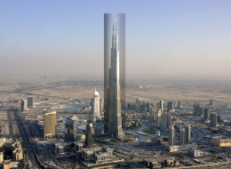 Proposal To Wrap The World's Tallest Building In Fabric Is A Real Thing