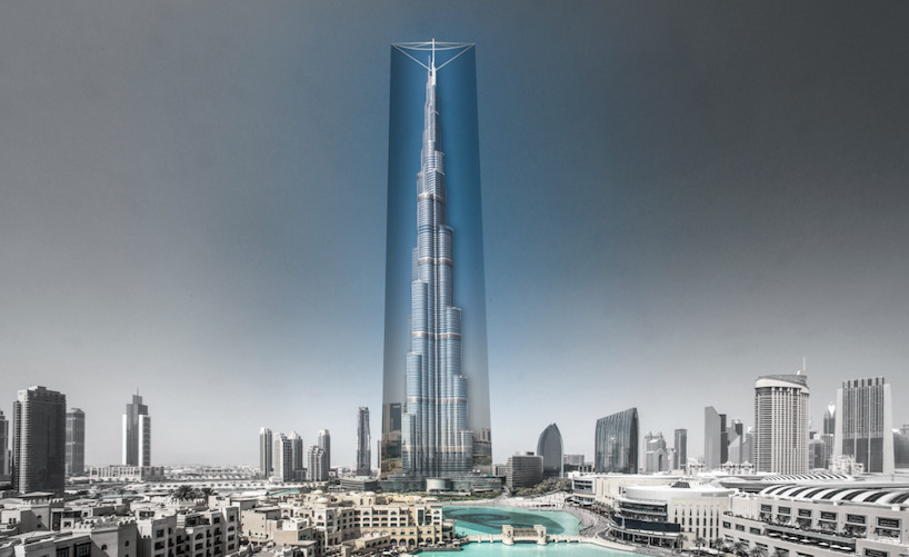 Proposal To Wrap The Worlds Tallest Building In Fabric Is A Real