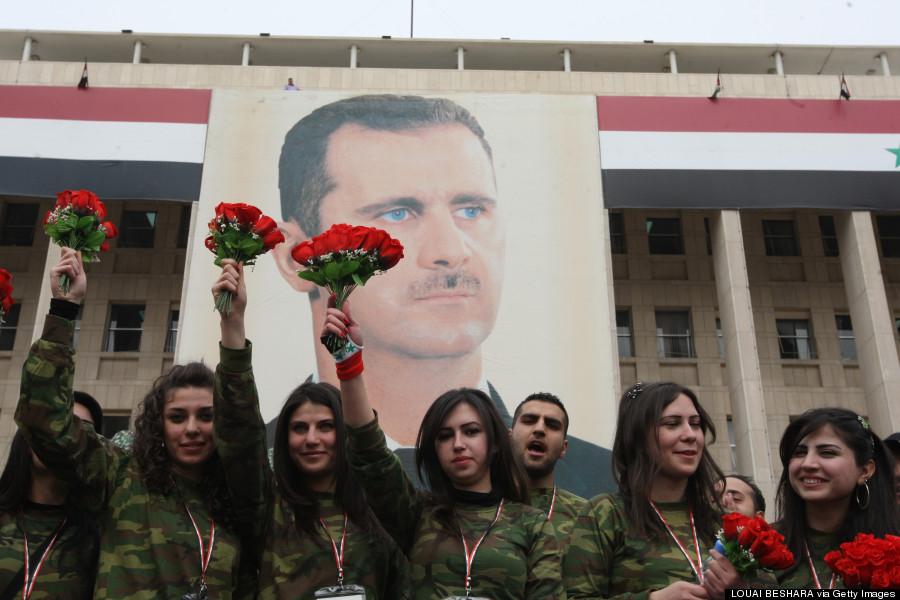 valentine day syria