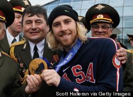 Olympians Turn Medals Into Social Media Buzz