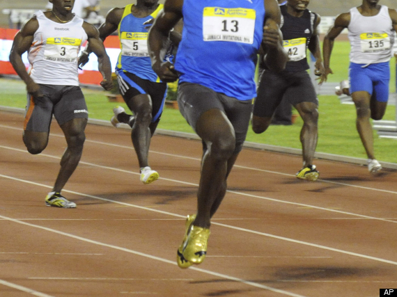 Usain Bolt Jamaica International Video