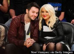 Christina Aguilera Is Engaged, See Her Ring!