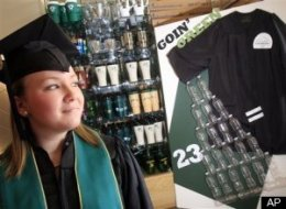 Green Graduation Gowns