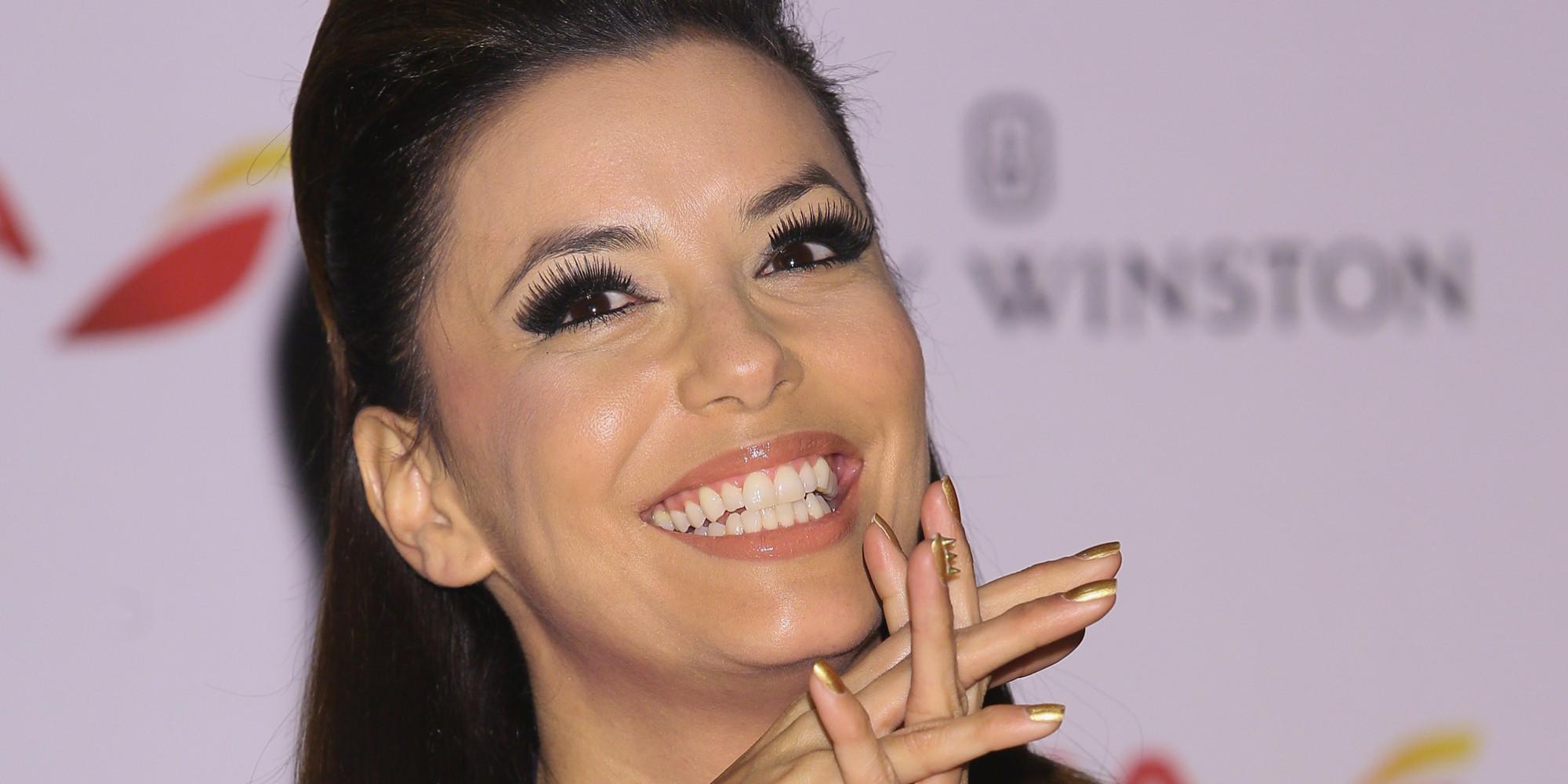 Eva Longoria No Makeup Eva longoria doesnu0026#39;t look like