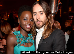 Lupita Nyong'o And Jared Leto Dating Rumors Fly