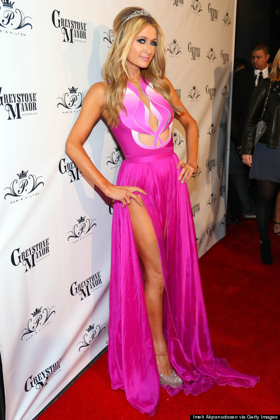 Paris Hilton's Birthday Outfit Is Exactly What You'd