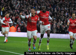 Arsenal Thrive As Underdogs Again To Knock Liverpool Out Of The Cup