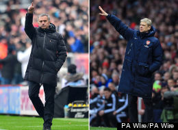 'I'm Embarrassed For Him' - Wenger Dismisses Mourinho's 'Failure' Jibe