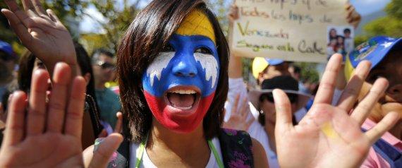Venezuela Líder Oposição do twitter