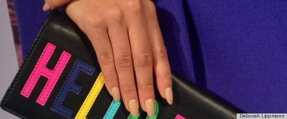 kate spade nails fall 2014